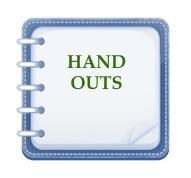 Icon Handouts