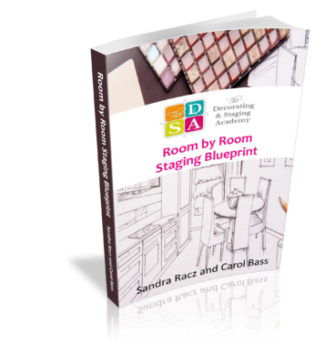 book, staging, home staging